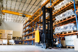 About OCS Industries - warehouse