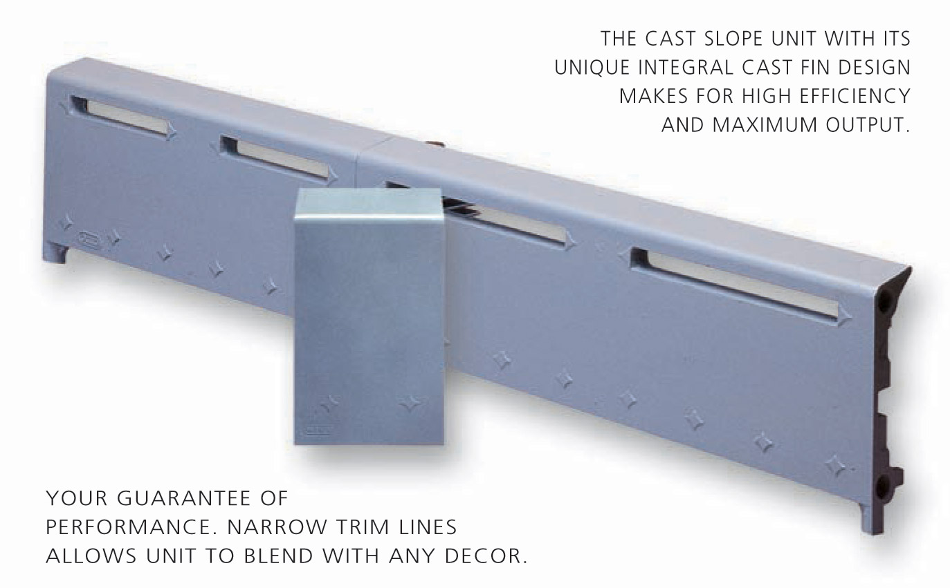 Cast Iron Baseboard Ocs Industries